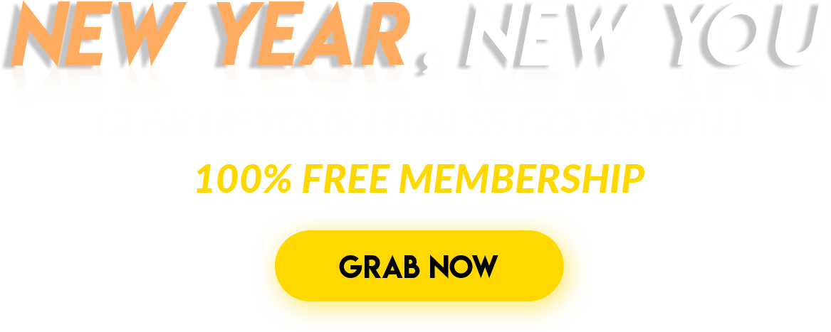 Gear up your fitness goals with 100% Free Membership