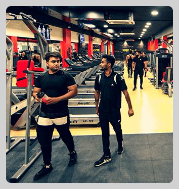 fitness training membership