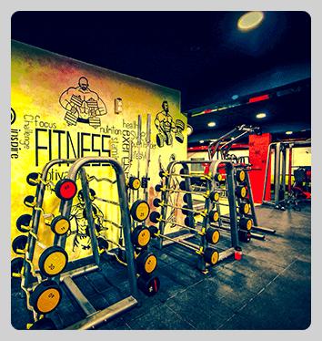 world class equipment gym