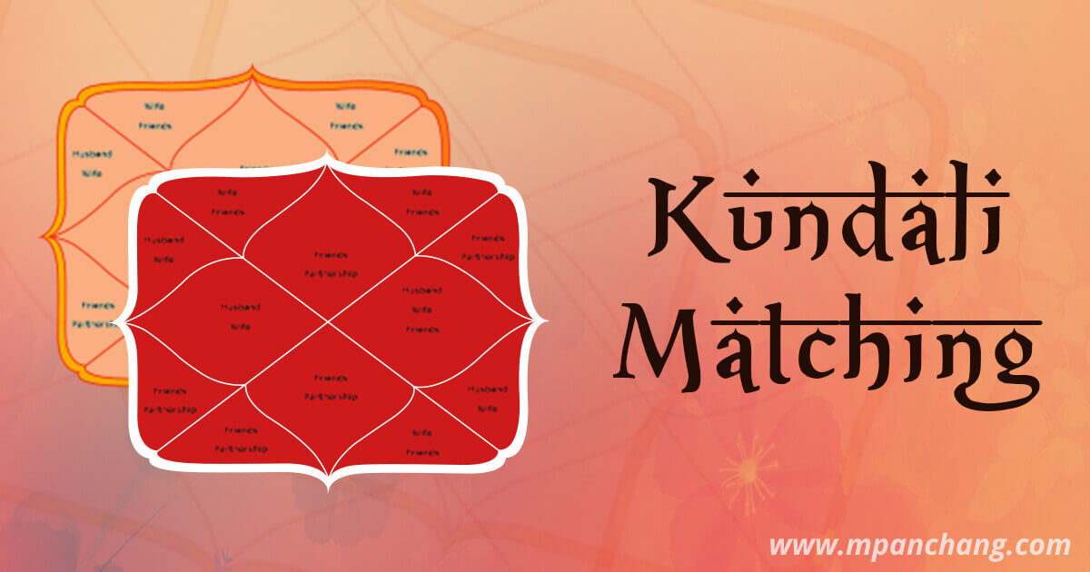 Perfect horoscope matching for marriage