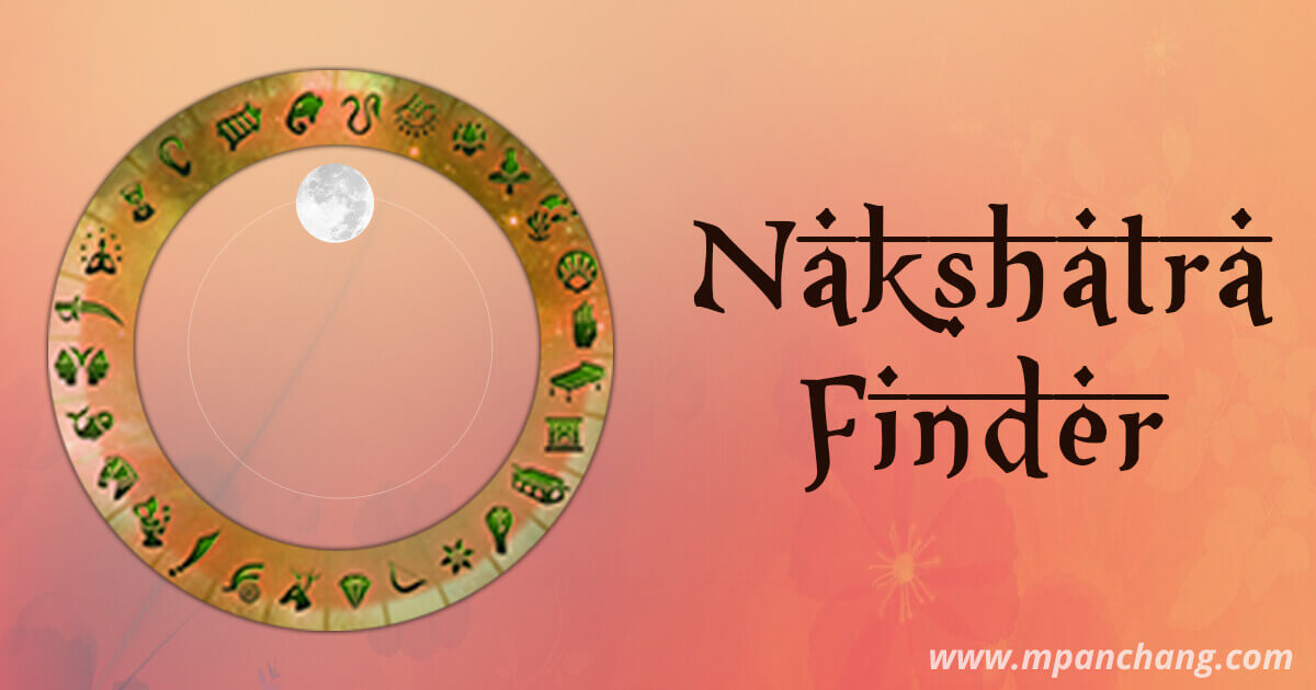 Your Nakshatra Finder Calculator Constellation Finder Calculator