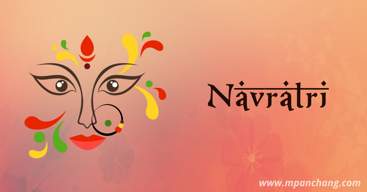 Chaitra Navratri Date – 9 Colors Nine Days of Fasting